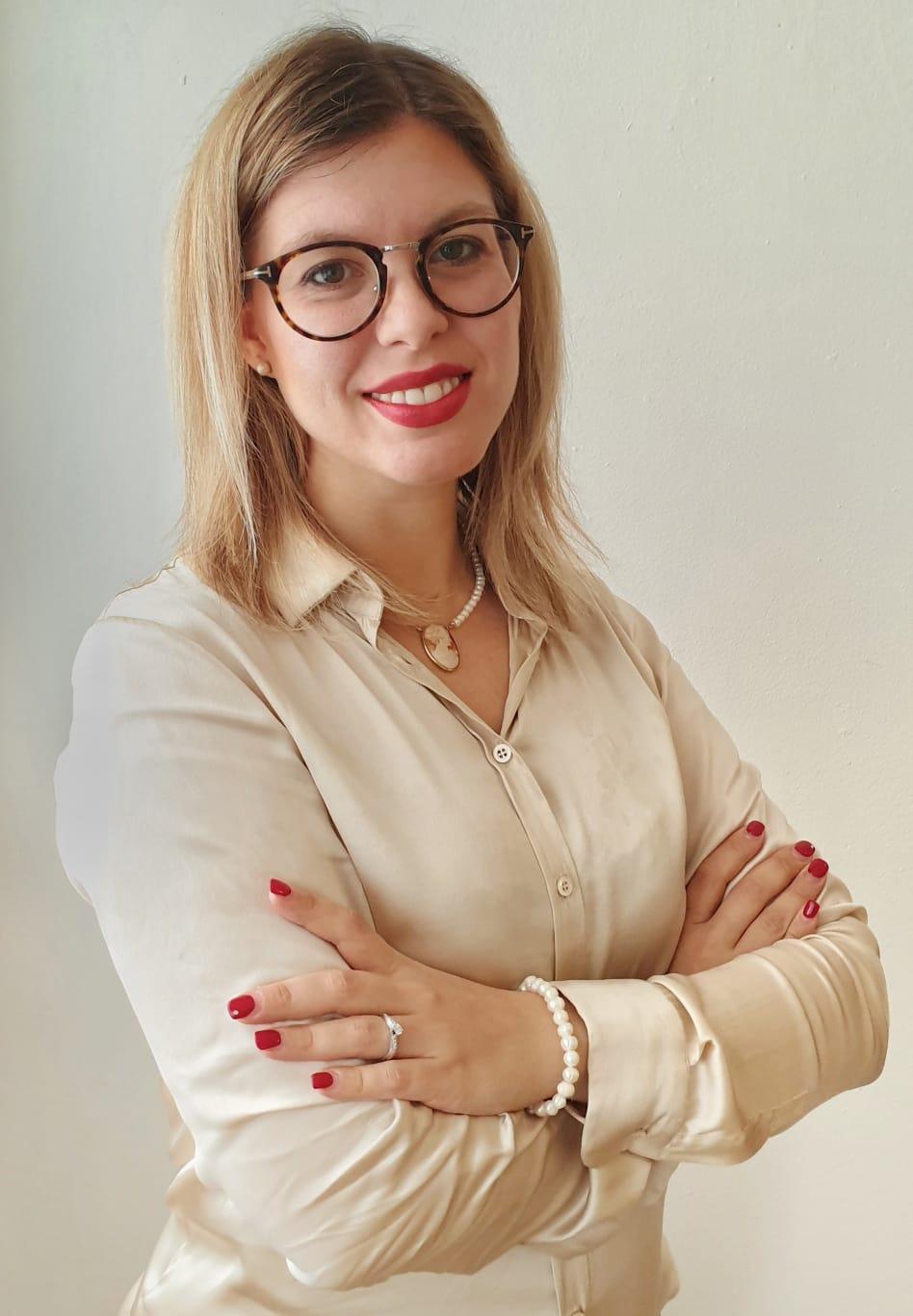 Irene Cantarelli biologa nutrizionista